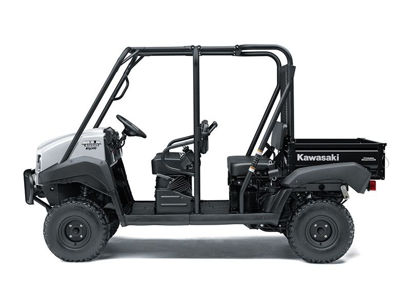 2019 Kawasaki Mule 4000 Trans in Wasilla, Alaska - Photo 2