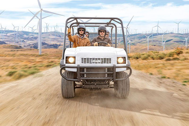 2019 Kawasaki Mule 4000 Trans in South Paris, Maine - Photo 7