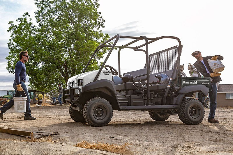 2019 Kawasaki Mule 4000 Trans in Asheville, North Carolina