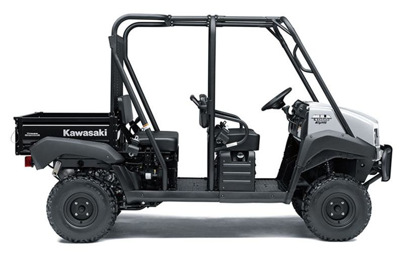 2019 Kawasaki Mule 4000 Trans in Stillwater, Oklahoma - Photo 1