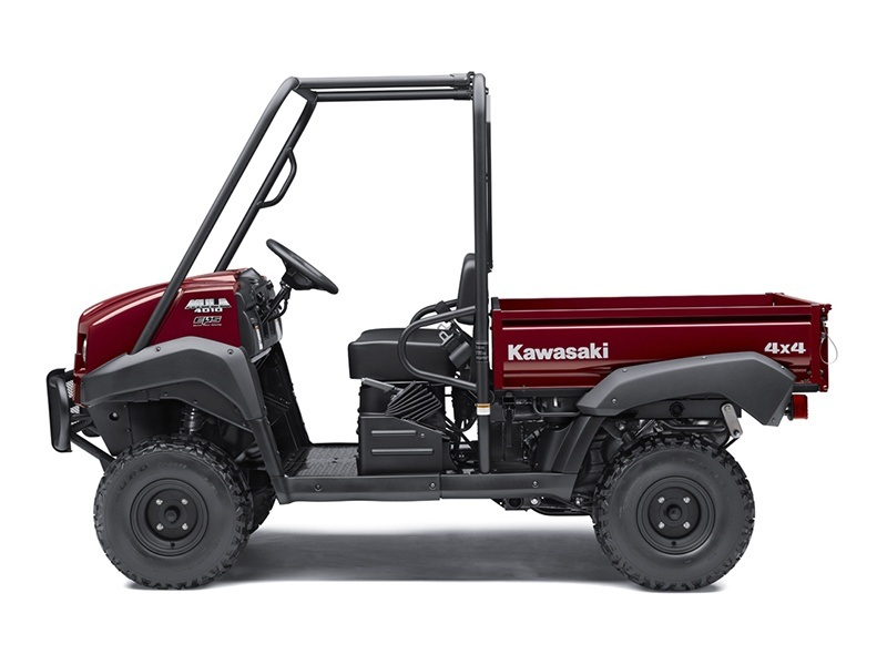 2019 Kawasaki Mule 4010 4x4 in Iowa City, Iowa - Photo 2