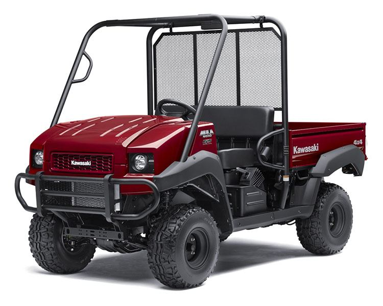 2019 Kawasaki Mule 4010 4x4 in Hollister, California - Photo 3