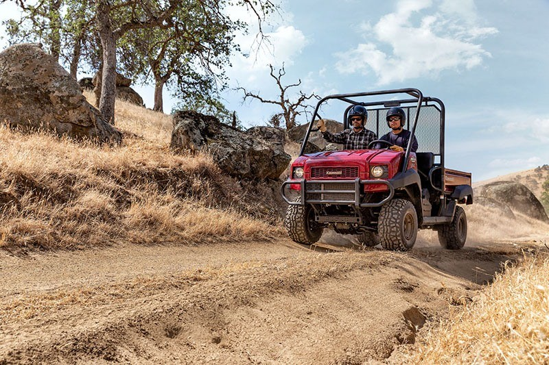2019 Kawasaki Mule 4010 4x4 in Hollister, California - Photo 8