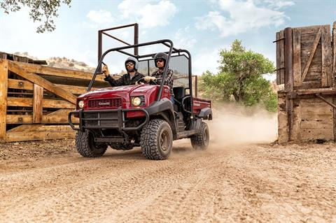 2019 Kawasaki Mule 4010 4x4 in Iowa City, Iowa - Photo 10