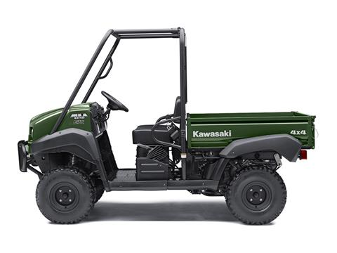 2019 Kawasaki Mule 4010 4x4 in Salinas, California - Photo 2