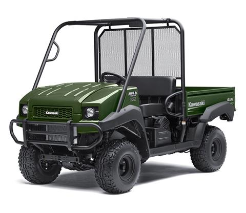 2019 Kawasaki Mule 4010 4x4 in Greenville, North Carolina - Photo 3