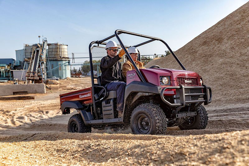 2019 Kawasaki Mule 4010 4x4 in Northampton, Massachusetts - Photo 6