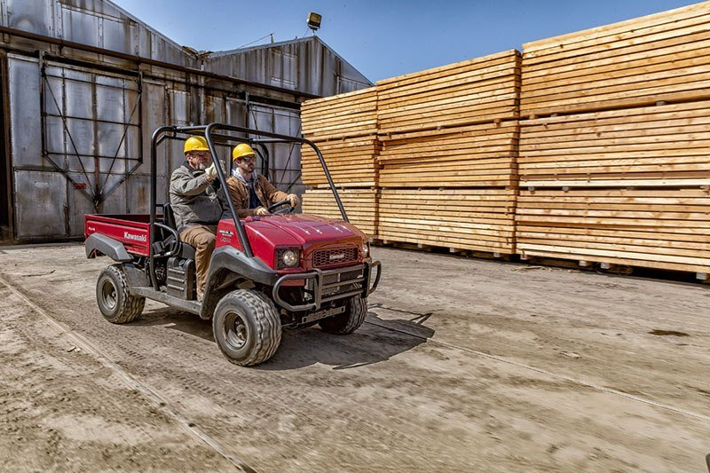 2019 Kawasaki Mule 4010 4x4 in Kerrville, Texas - Photo 8