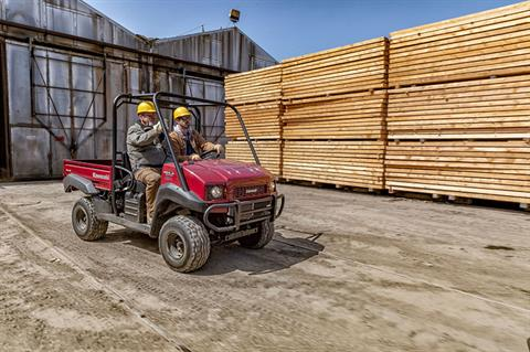 2019 Kawasaki Mule 4010 4x4 in Salinas, California - Photo 8