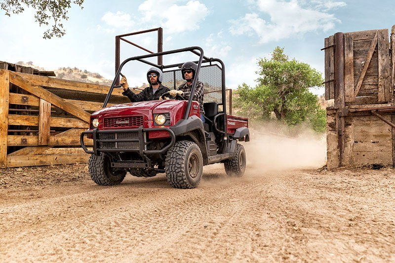2019 Kawasaki Mule 4010 4x4 in Northampton, Massachusetts - Photo 9