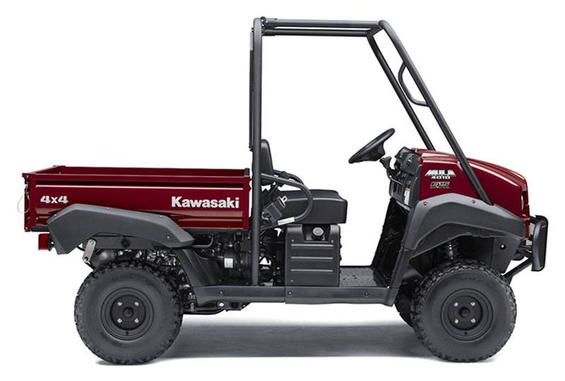 2019 Kawasaki Mule 4010 4x4 in Santa Clara, California - Photo 1