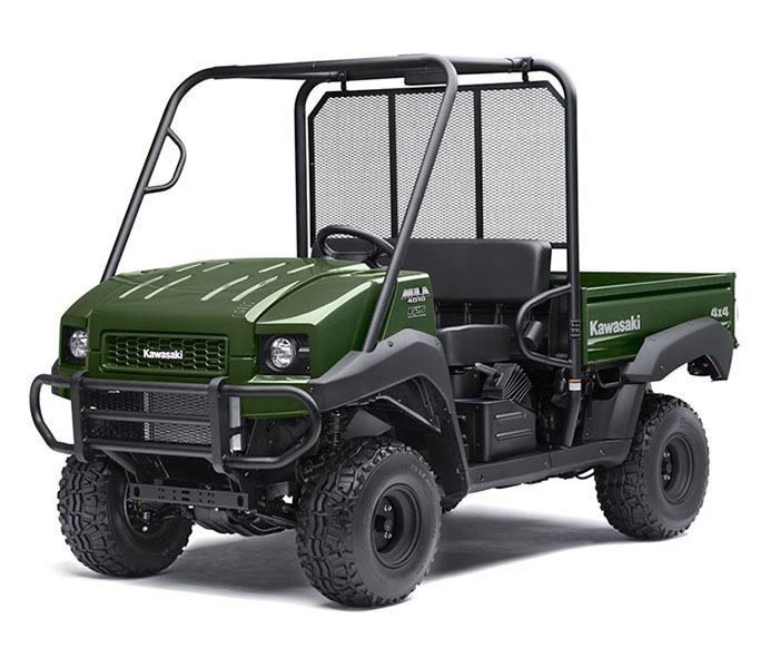 2019 Kawasaki Mule 4010 4x4 in Iowa City, Iowa - Photo 3