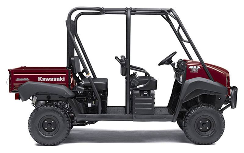 2019 Kawasaki Mule 4010 Trans4x4 in San Francisco, California - Photo 1
