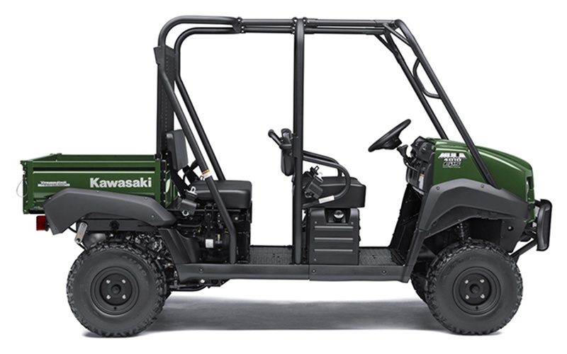 2019 Kawasaki Mule 4010 Trans4x4 in Santa Clara, California - Photo 1