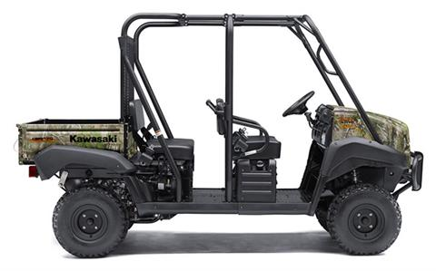 2019 Kawasaki Mule 4010 Trans4x4 Camo in Mount Pleasant, Michigan