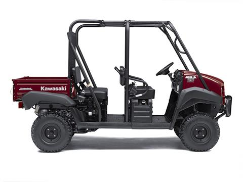 2019 Kawasaki Mule 4010 Trans 4x4 in Asheville, North Carolina