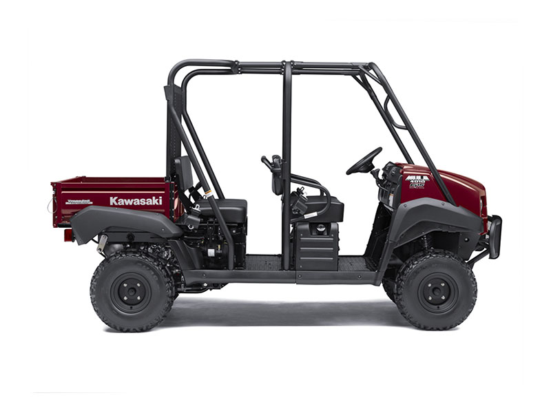 2019 Kawasaki Mule 4010 Trans 4x4 in Harrison, Arkansas