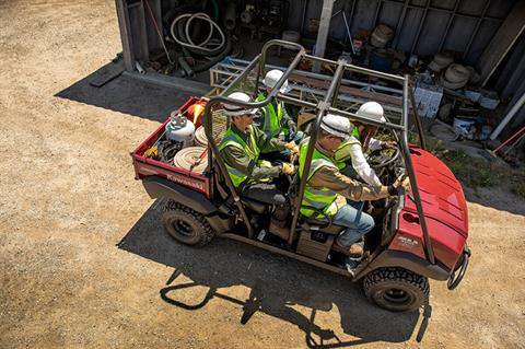 2019 Kawasaki Mule 4010 Trans4x4 in Salinas, California - Photo 7