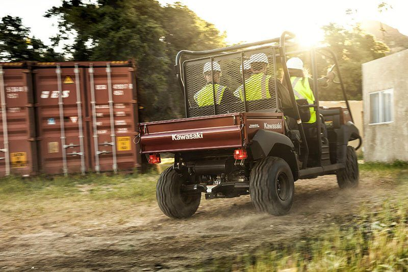 2019 Kawasaki Mule 4010 Trans4x4 in Salinas, California - Photo 11