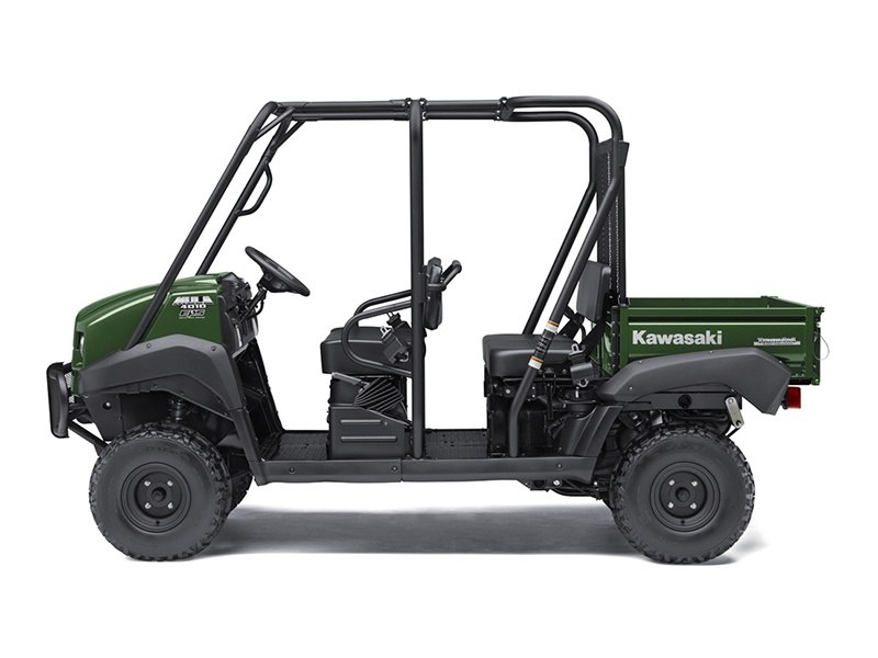 2019 Kawasaki Mule 4010 Trans4x4 in Northampton, Massachusetts - Photo 2
