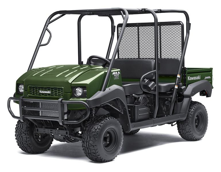 2019 Kawasaki Mule 4010 Trans4x4 in Oklahoma City, Oklahoma - Photo 3
