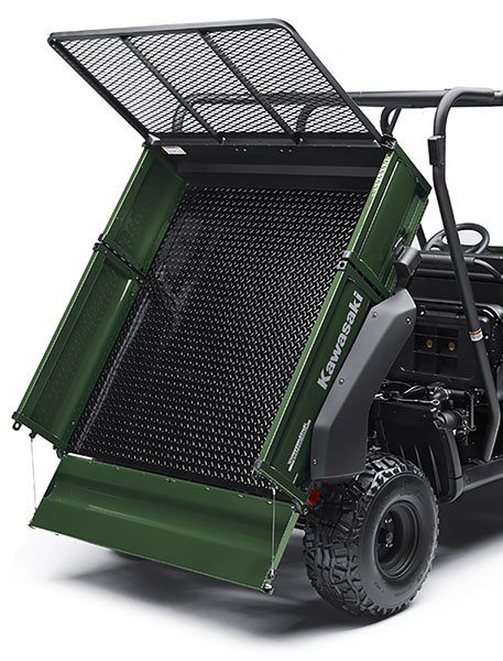 2019 Kawasaki Mule 4010 Trans4x4 in Santa Clara, California - Photo 4