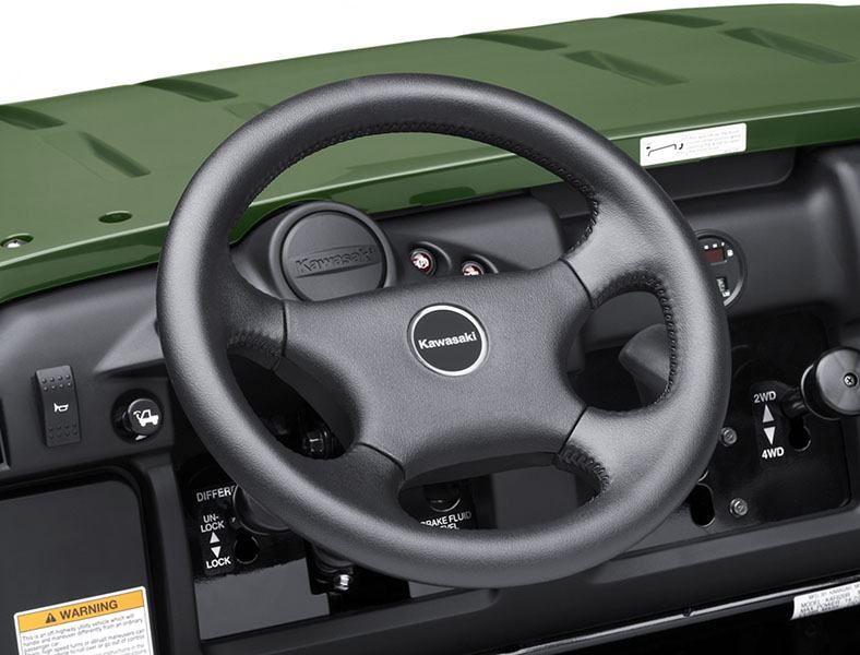 2019 Kawasaki Mule 4010 Trans4x4 in Oklahoma City, Oklahoma - Photo 11