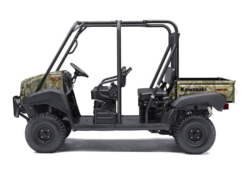 2019 Kawasaki Mule 4010 Trans4x4 Camo in Bellevue, Washington - Photo 2