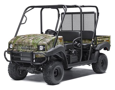 2019 Kawasaki Mule 4010 Trans4x4 Camo in Dalton, Georgia - Photo 3
