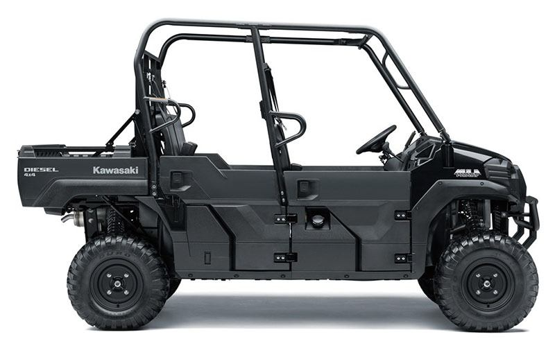 2019 Kawasaki Mule PRO-DXT Diesel in Ukiah, California - Photo 1