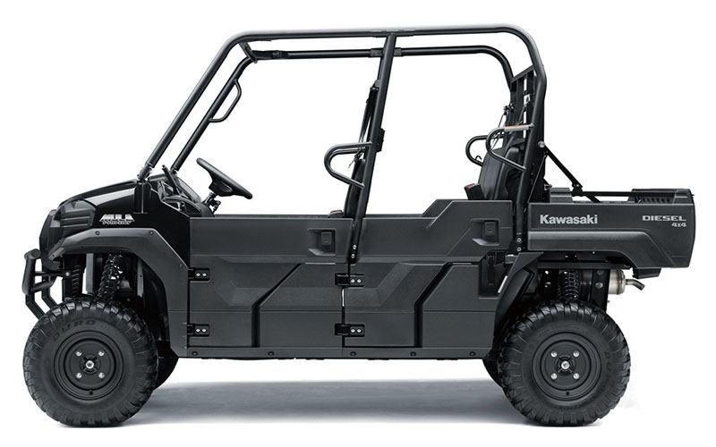 2019 Kawasaki Mule PRO-DXT Diesel in Asheville, North Carolina - Photo 2