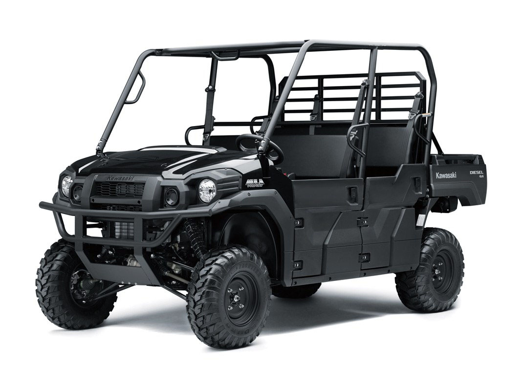 2019 Kawasaki Mule PRO-DXT Diesel in Iowa City, Iowa - Photo 3