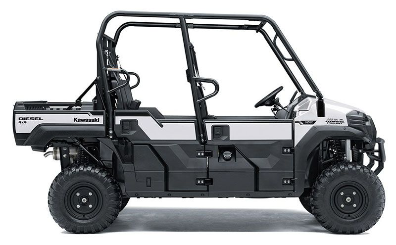 2019 Kawasaki Mule PRO-DXT EPS Diesel in Northampton, Massachusetts