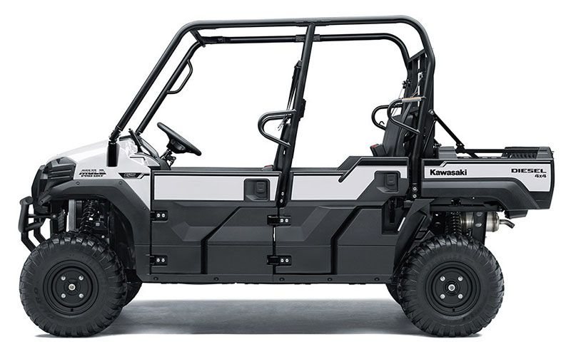 2019 Kawasaki Mule PRO-DXT EPS Diesel in Brewton, Alabama - Photo 2