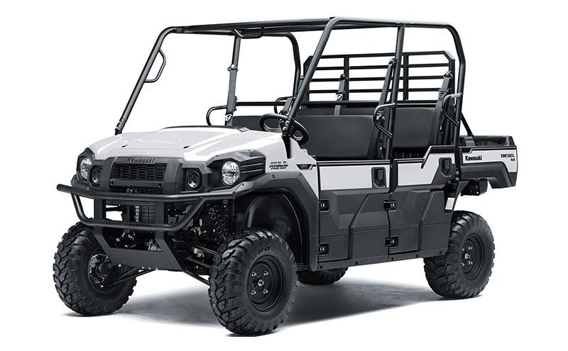 2019 Kawasaki Mule PRO-DXT EPS Diesel in Conroe, Texas - Photo 3