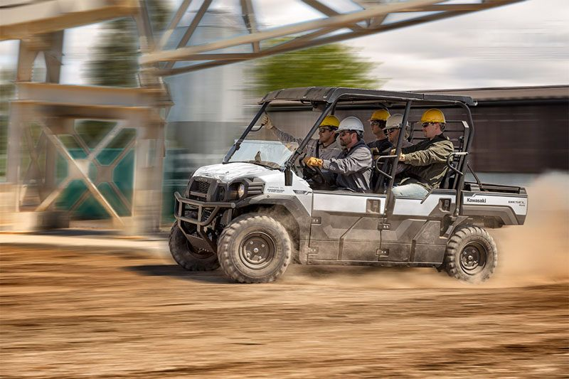 2019 Kawasaki Mule PRO-DXT EPS Diesel in Kerrville, Texas - Photo 5