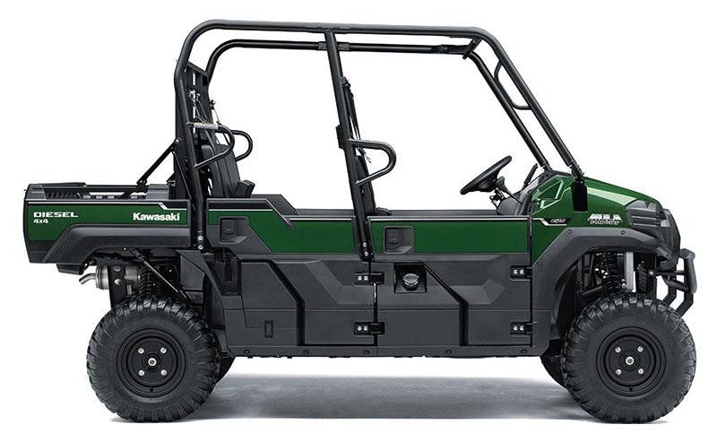 2019 Kawasaki Mule PRO-DXT EPS Diesel in Athens, Ohio - Photo 1