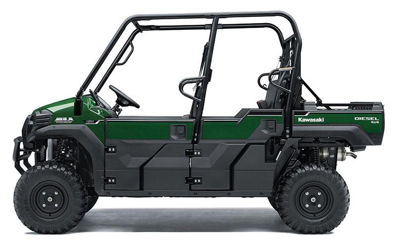 2019 Kawasaki Mule PRO-DXT EPS Diesel in Albemarle, North Carolina - Photo 2