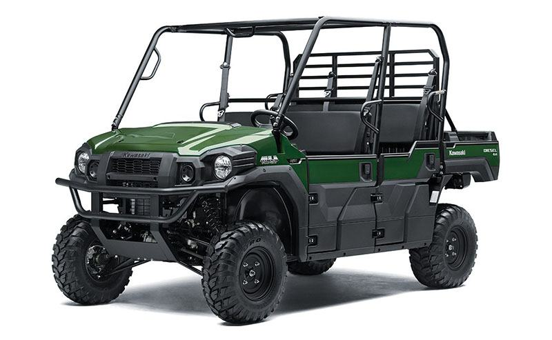 2019 Kawasaki Mule PRO-DXT EPS Diesel in Stillwater, Oklahoma - Photo 3