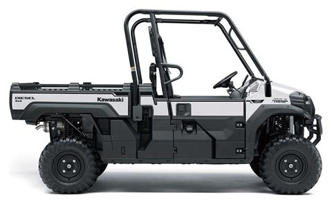 2019 Kawasaki Mule PRO-DX EPS Diesel in Rock Falls, Illinois