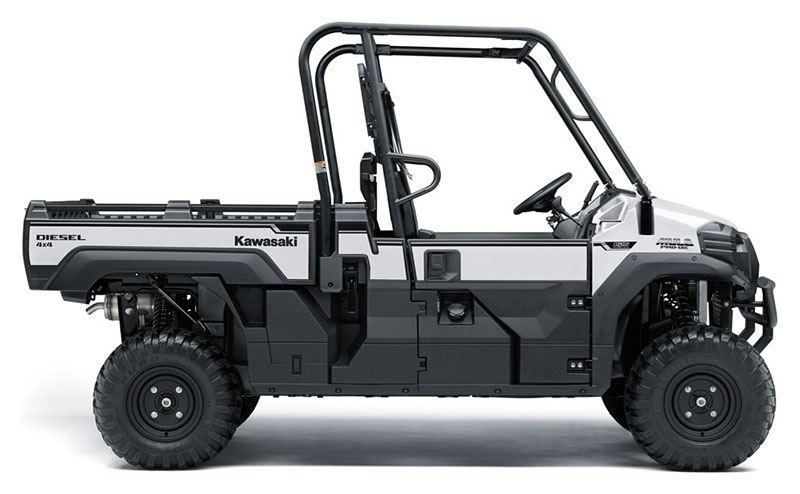 2019 Kawasaki Mule PRO-DX EPS Diesel in Cambridge, Ohio