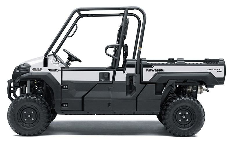 2019 Kawasaki Mule PRO-DX EPS Diesel in Harrisonburg, Virginia - Photo 2