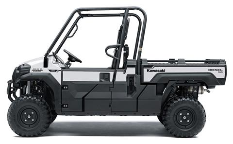 2019 Kawasaki Mule PRO-DX EPS Diesel in Greenville, North Carolina