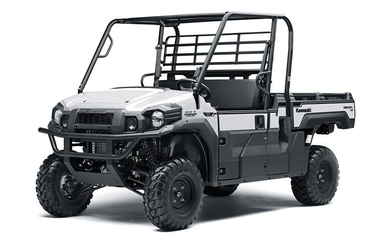 2019 Kawasaki Mule PRO-DX EPS Diesel in Danville, West Virginia - Photo 3
