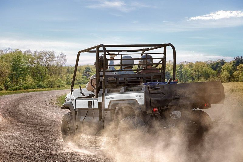 2019 Kawasaki Mule PRO-DX EPS Diesel in San Francisco, California - Photo 4