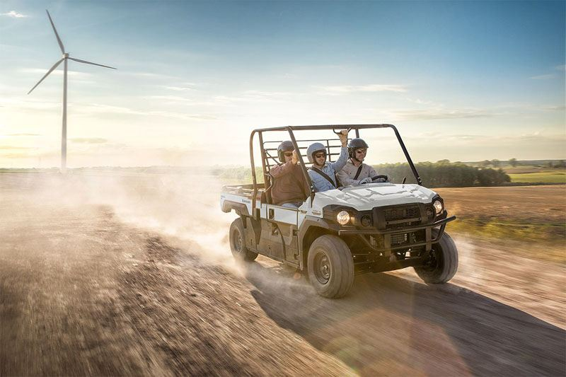 2019 Kawasaki Mule PRO-DX EPS Diesel in Redding, California - Photo 5