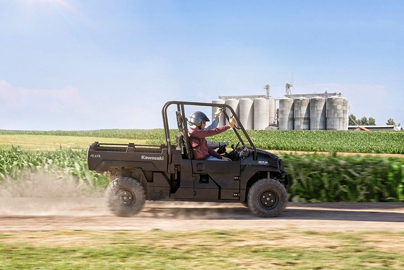 2019 Kawasaki Mule PRO-FX in Johnson City, Tennessee - Photo 4