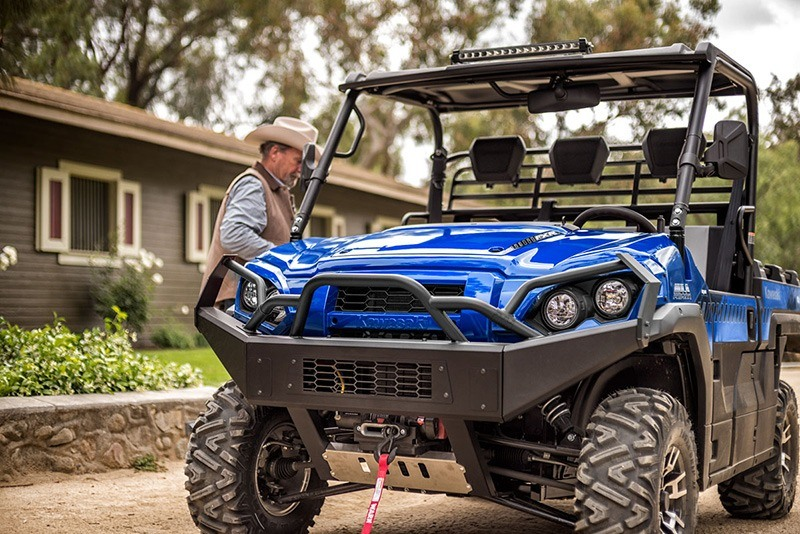 2019 Kawasaki Mule PRO-FXR in Boonville, New York - Photo 11