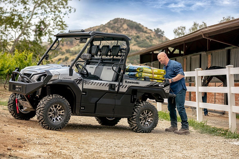 2019 Kawasaki Mule PRO-FXR in Baldwin, Michigan
