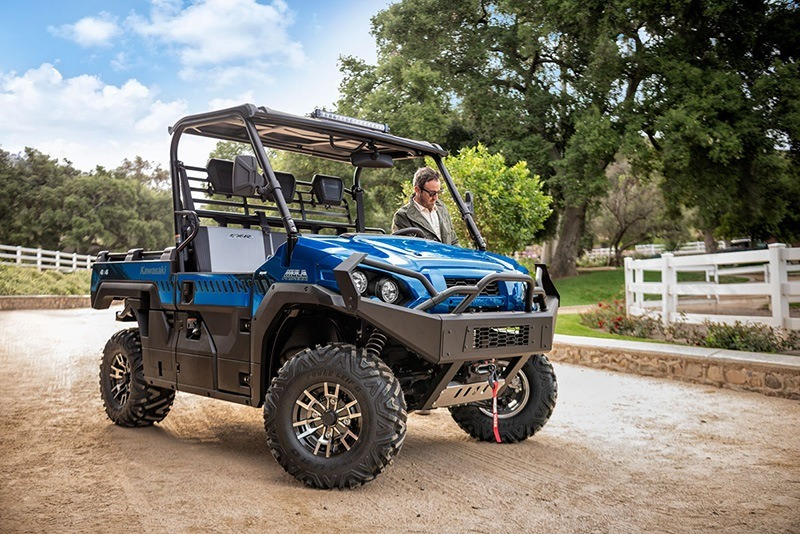 2019 Kawasaki Mule PRO-FXR in Freeport, Illinois - Photo 8
